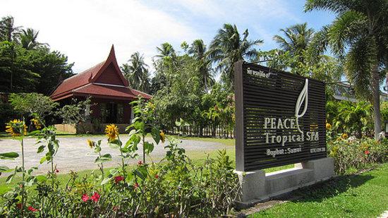 Peace Tropical Spa: Peace Spa