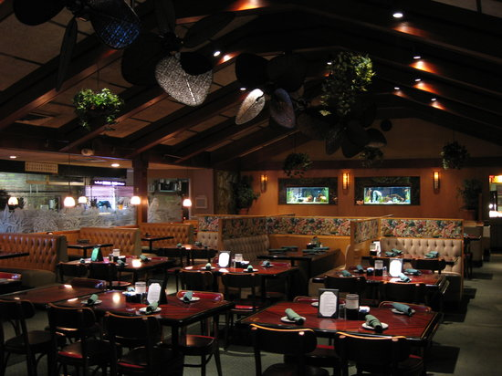 Tropical Acres Restaurant: Main Dining Room