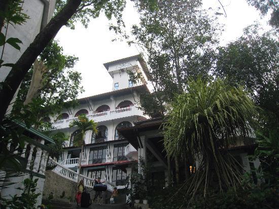 Swiss Residence: l'hôtel