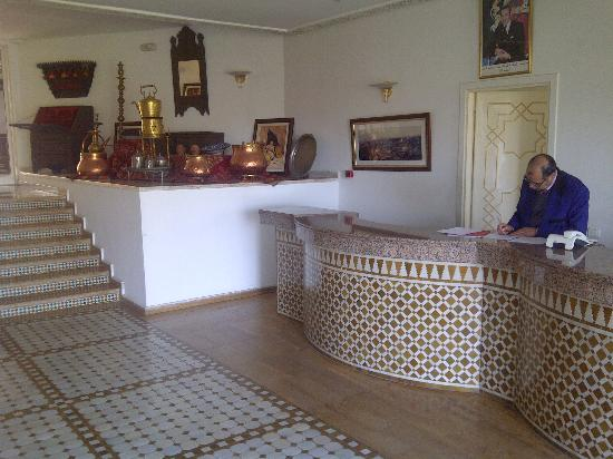 Moulay Yacoub, Marruecos: reception