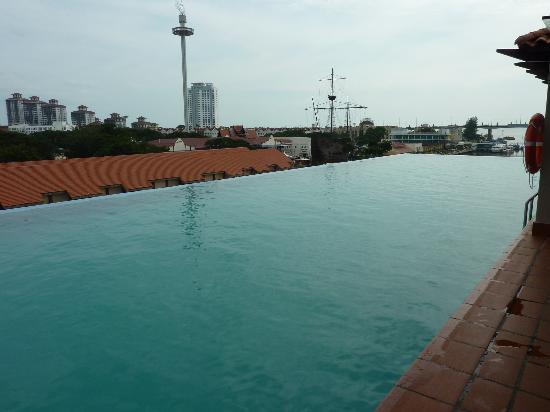 Casa del Rio Melaka: pool