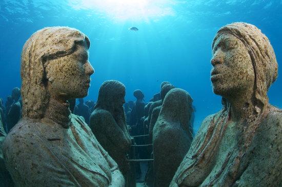 MUSA Cancún (Museo Subacuático de Arte)
