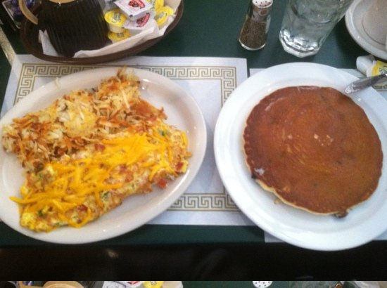 Inn Pancake House The : Great Breakfast!