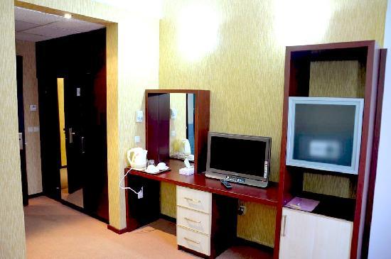 Nork Residence Hotel : Furniture