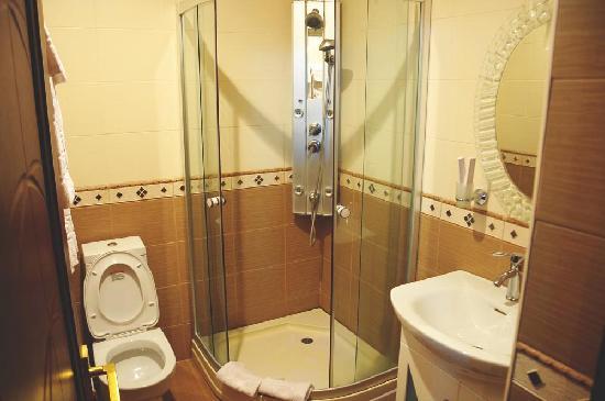 Nork Residence Hotel : Bathroom