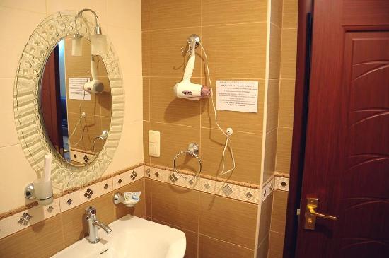 Nork Residence Hotel : Bathroom 2
