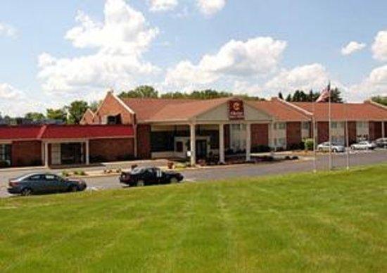 Rodeway Inn & Suites: Entrance