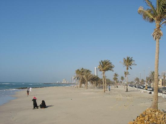 Swiss-Belhotel Sharjah : am Beach in Sharjah
