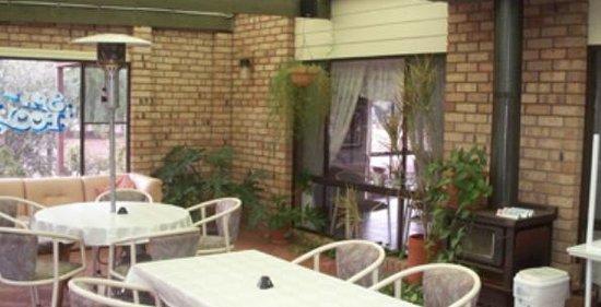 Gawler Ranges Motel & Caravan Park