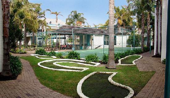 Comfort Inn Mandurah: Comfort Inn Crest Mandurah