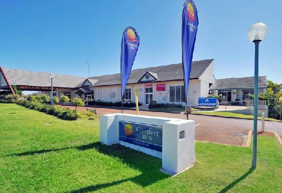 Mandurah Motel and Apartments: Comfort Inn Crest Mandurah