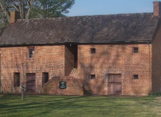Old Lancaster Jail built circa 1819-1824