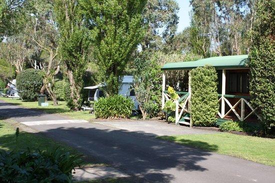 Port Fairy Holiday Park: Belfast Cove Holiday Park
