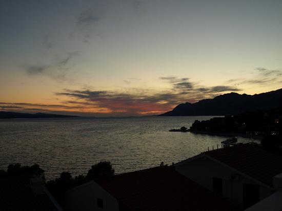 Perla Brela: Sonnenuntergang