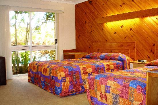 โรงแรมคอมฟอร์ท อินน์ เบิร์ท ฮิงค์เลอร์: Comfort Inn Bert Hinkler