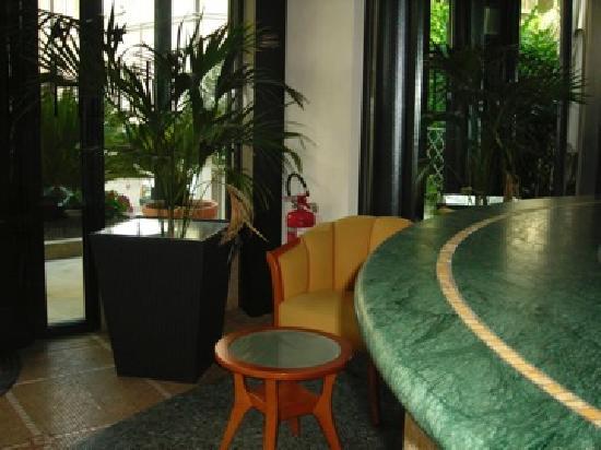 Hotel La Perla : hotel