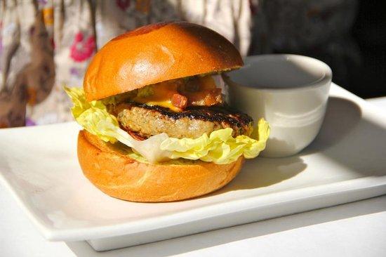 Photo of American Restaurant Umami Burger at 500 Broadway, Santa Monica, CA 90401, United States