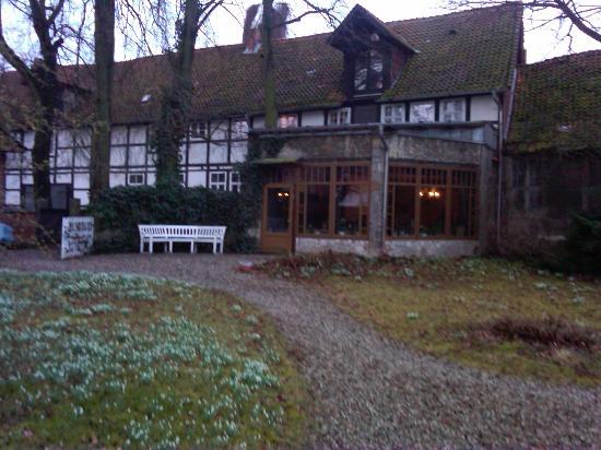 Leinegarten Fachwerkhaeuser: the house