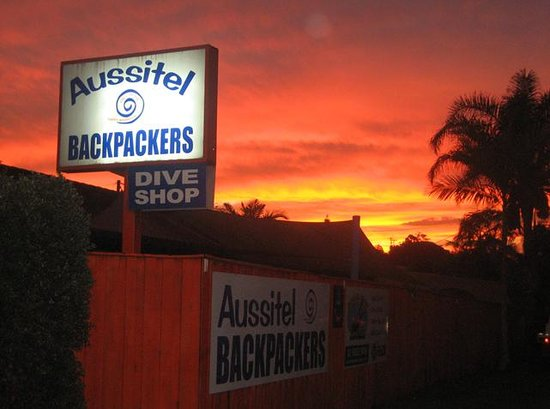 Aussitel Backpackers