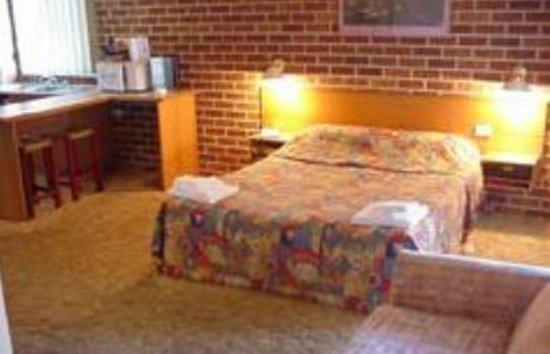 Coffs Shearwater Motel: Golden Glow Motel