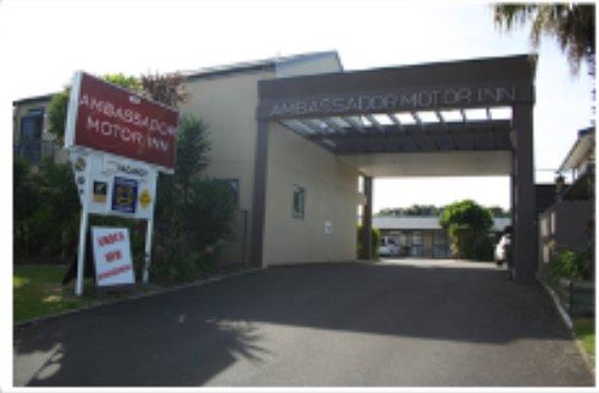 Tauranga Motel Accommodation