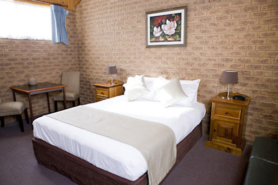 Beechworth Carriage Motor Inn: Carriage Motor Inn Beechworth