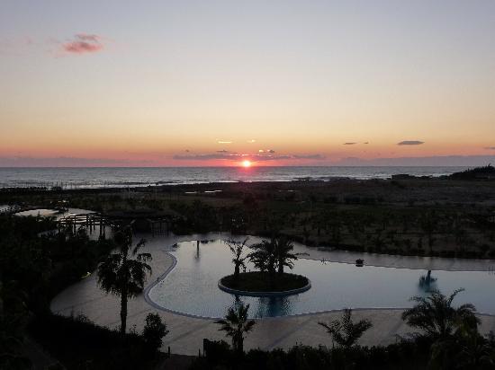 Sunconnect Sea World Resort & Spa: Meeresblick am Abend