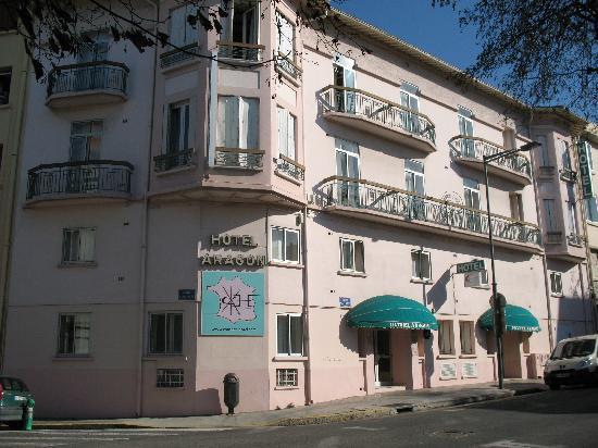 Aragon Hotel : HOTEL ARAGON