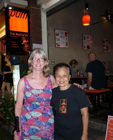 Pum Thai Restaurant: Pum's Mum
