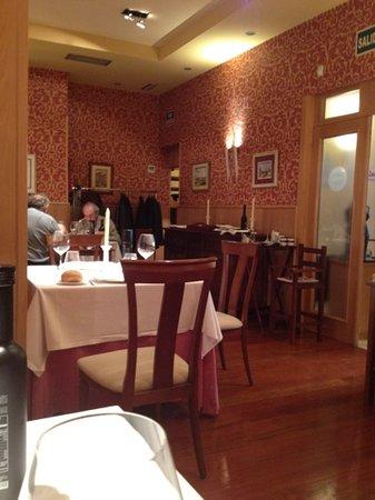 El Cenador del Azul SL. : comedor