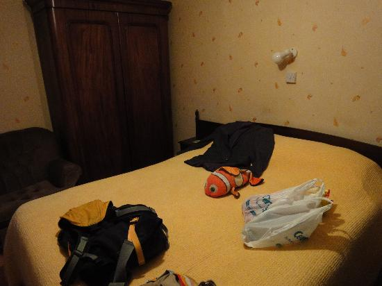 Carnside Guest House: Our room