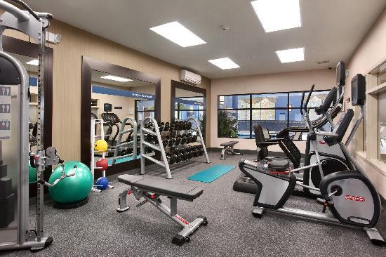 Hampton Inn & Suites Hartford/Farmington: Fitness Center