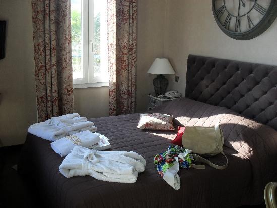 Hotel Rose Thé : jacuzzi