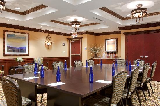 Hampton Inn & Suites Hartford/Farmington: Meeting Room