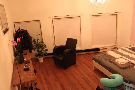 Kuwadro B&B Amsterdam Centrum: Room Part 2