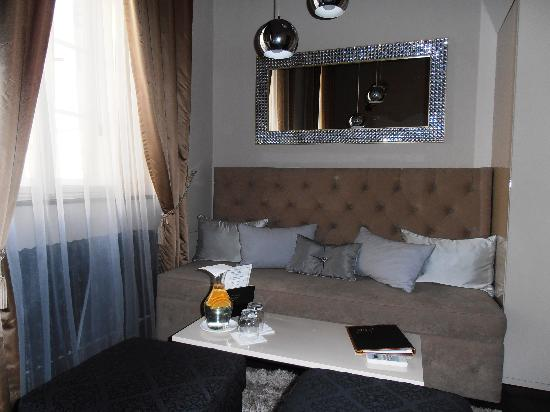 Diamond room picture of design hotel jewel prague for Design hotel jewel prague tripadvisor