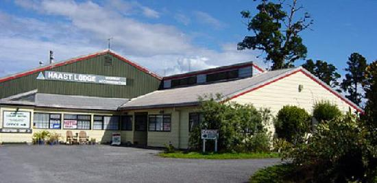 Haast Lodge Budget Rooms & Motor Park