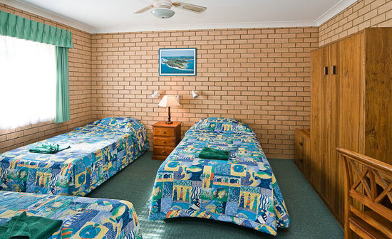เบย์โมเต็ล: Bay Motel
