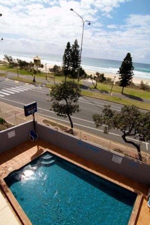 Beach Lodge Apartments