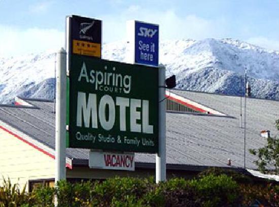 Aspiring Court Motel