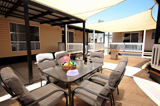 Discovery Parks – Echuca: Yarraby Tourist Park Resort