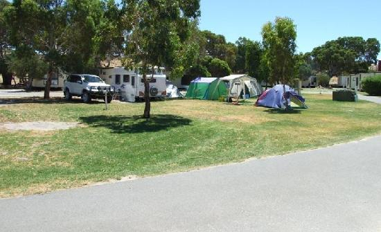 Beachside Holiday Park: Beachside Caravan Park