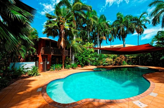 Broome Time Accommodation : Broome-Time Lodge