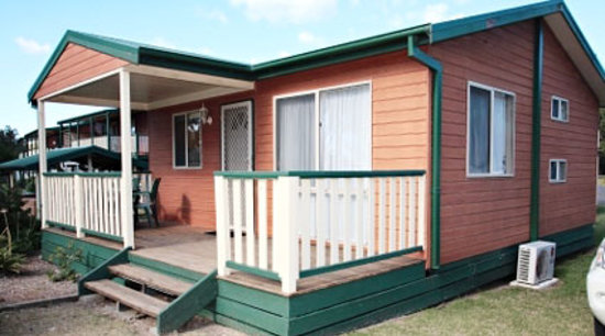 Twofold Bay Beach Holiday Park: Twofold Bay Beach Resort