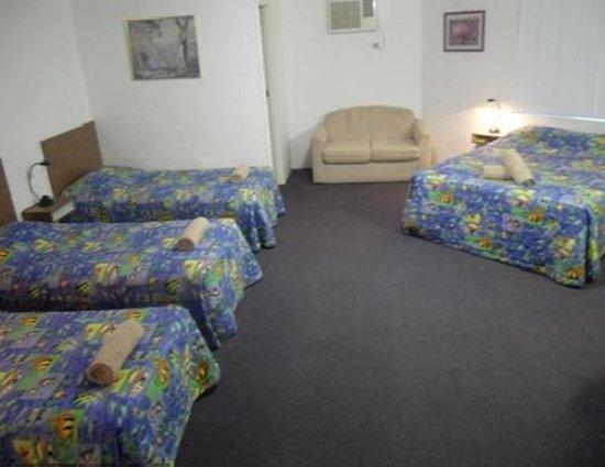Crescent Motel : Comfort Inn City Centre