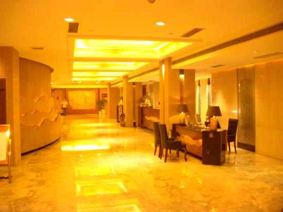 Youngor Central Hotel: in der lobby