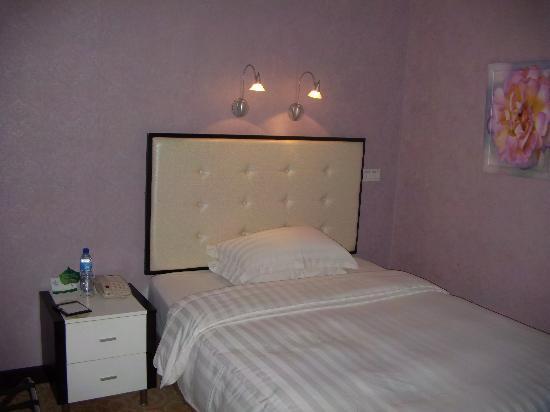 Youngor Central Hotel: ein einfaches Zimmer