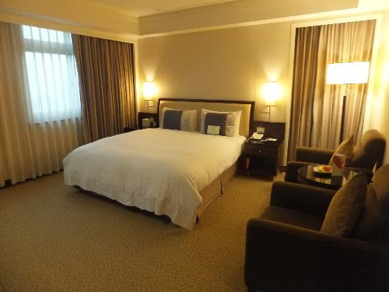 City Lake Hotel Taipei: Room