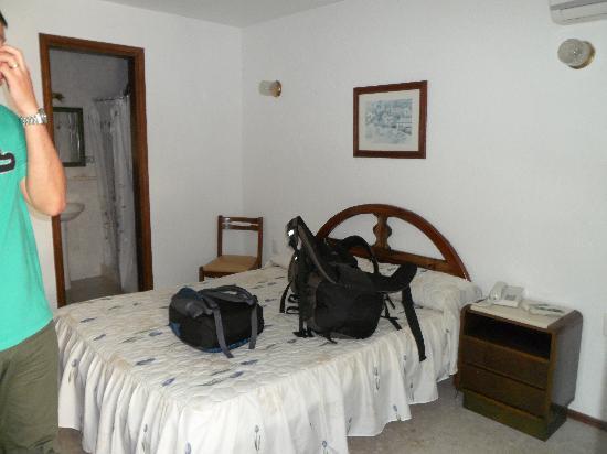 Hotel Peninsula: hab. matrimonial