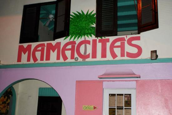 Mamacitas Guest House: the front